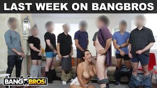 Last Week on BANGBROS : 10/12/2019 - 10/18/2019